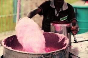 Cotton Candy - Kodaikanal