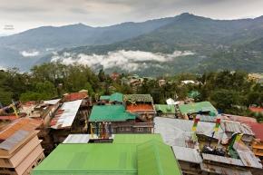 Early Morning in Gangtok - Gangtok Photography