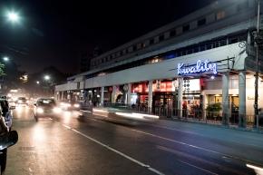 Park Street - Kolkata Photography