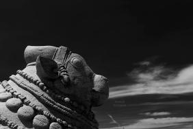 Shiva's bull, Nandi - Lepakshi temple, Andhra